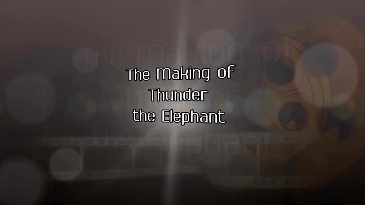 Have you met Thunder Yet? The new elephant Hero