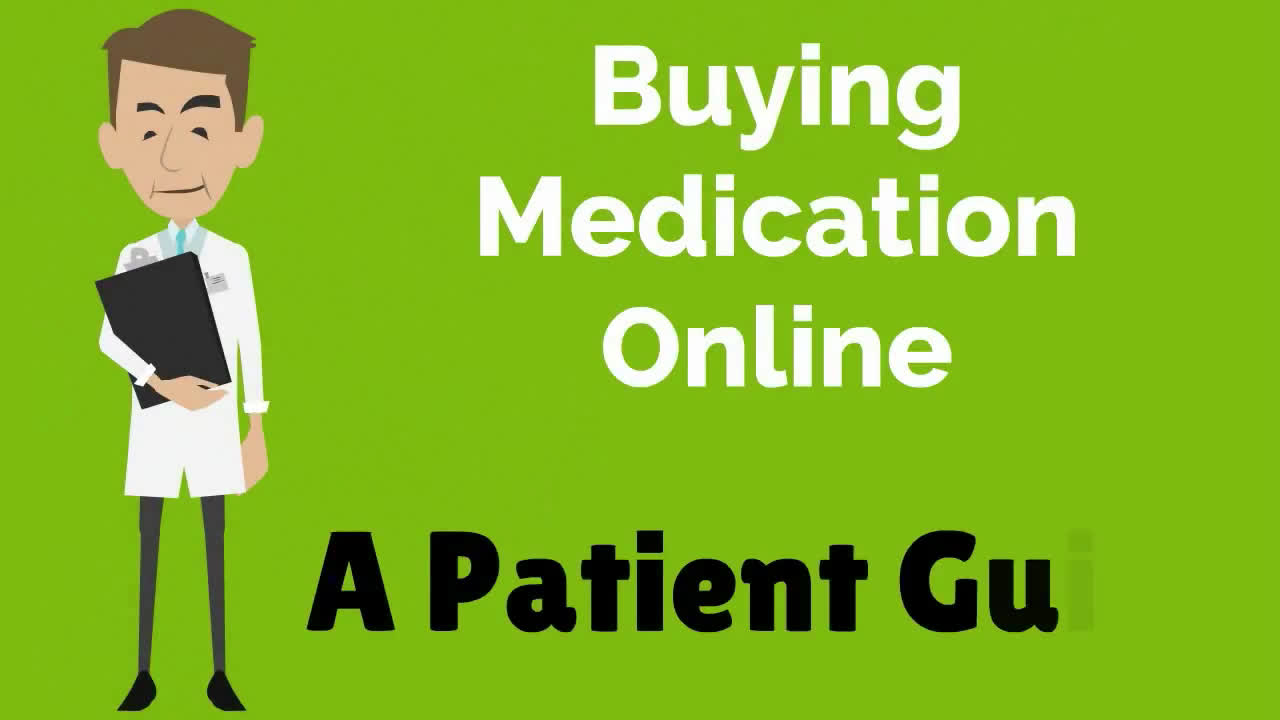Buying Medication Online UK