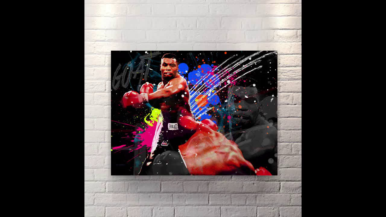 Goat - Tyson - Canvas Wall Art