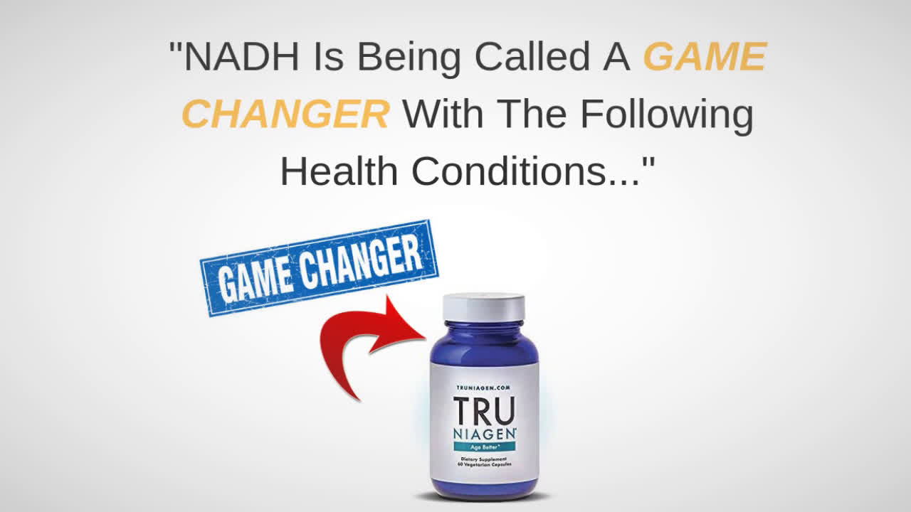 NADH | Nicotinamide Riboside | Nadh Supplement & How It Changed me