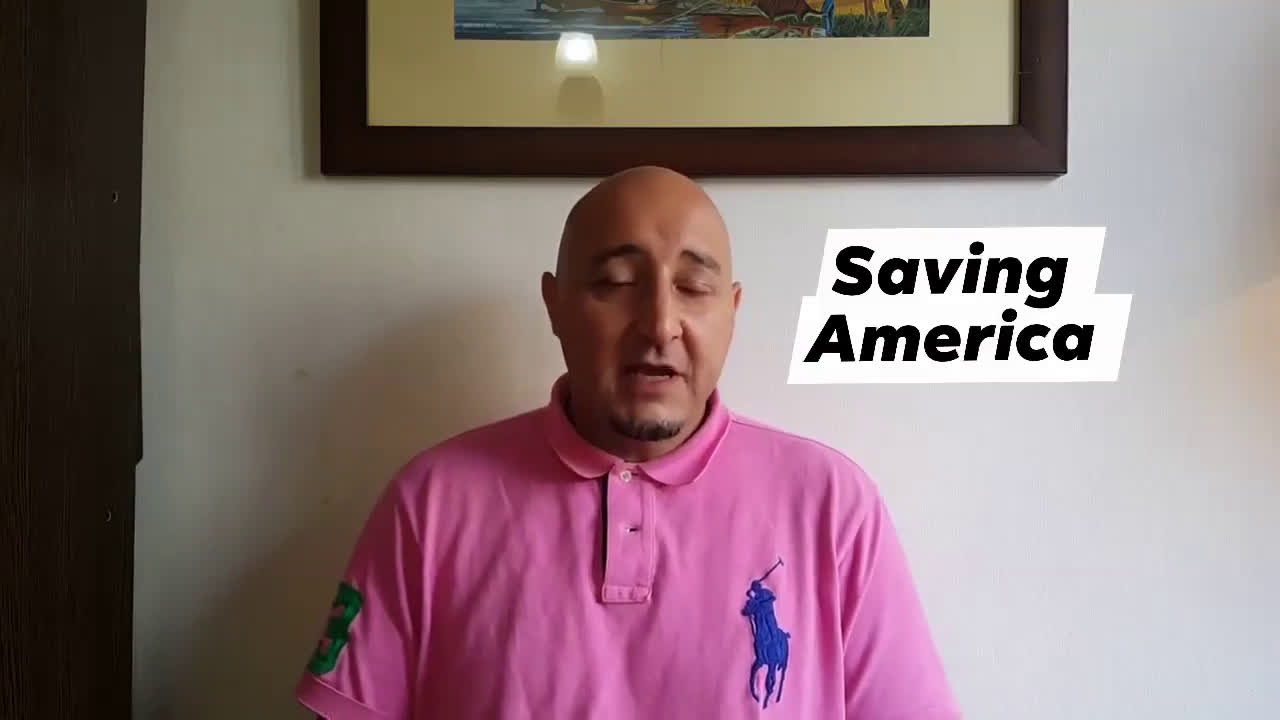 Saving America - Non Fiction Book