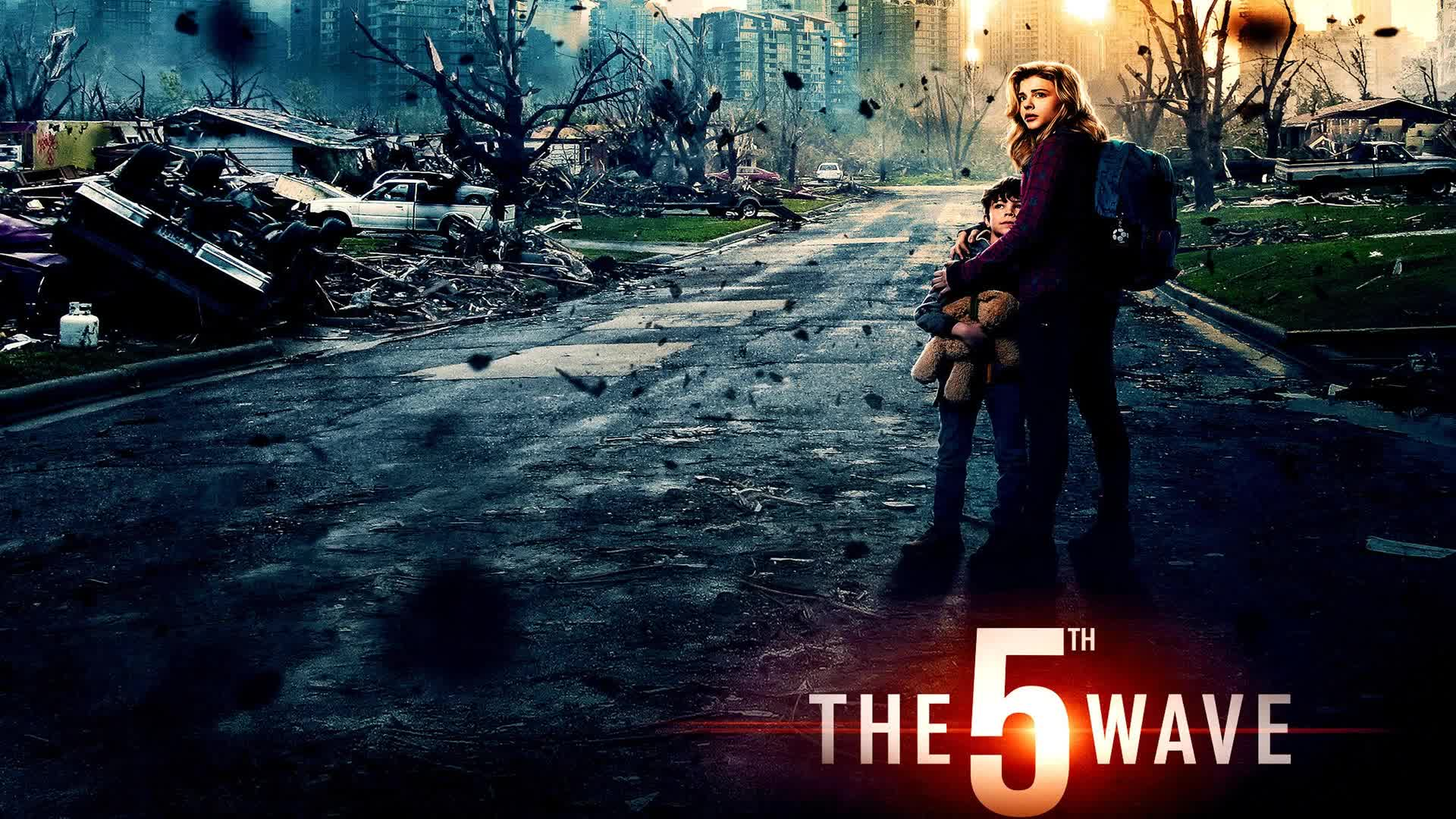 Sadzid Husic - The Escape Plan (The 5th Wave Soundtrack)