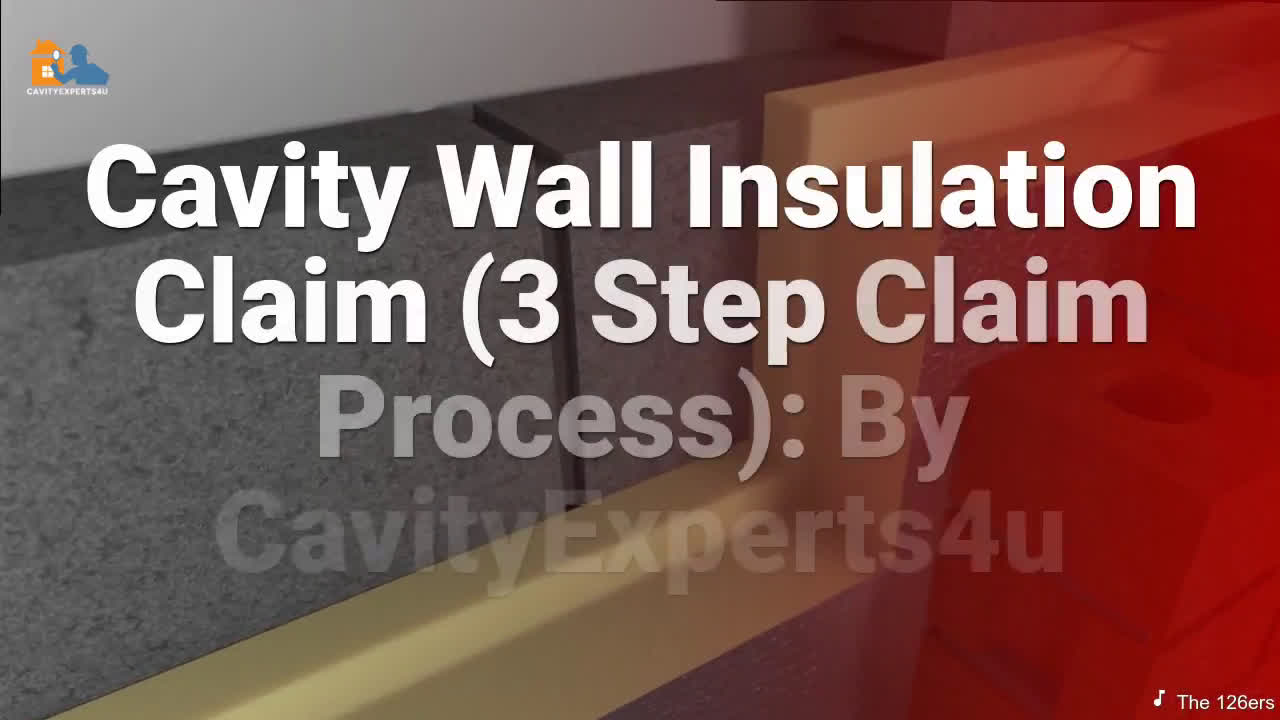 Cavity Wall Insulation Claims