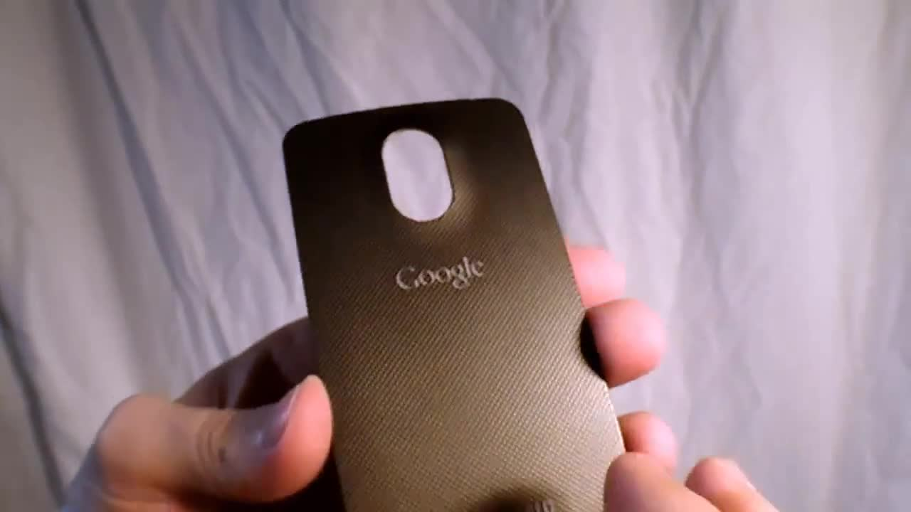 Samsung Galaxy Nexus Hands On