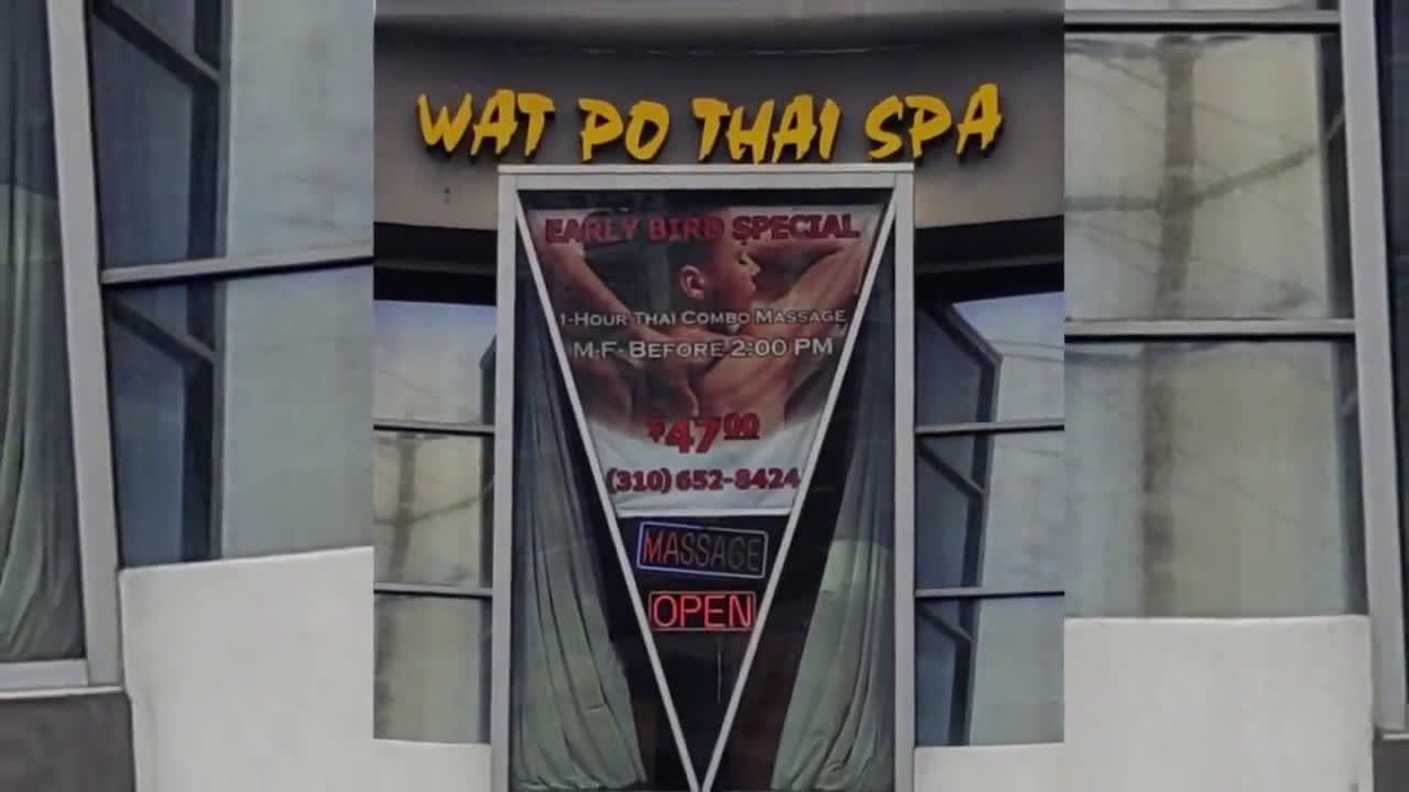 Wat Po Thai Spa - West Hollywood