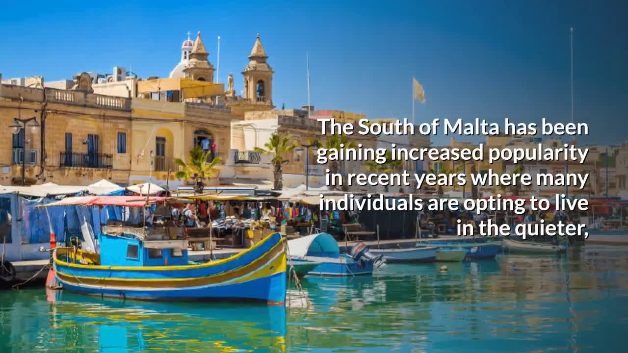 Malta Real Estate - Charms of The South