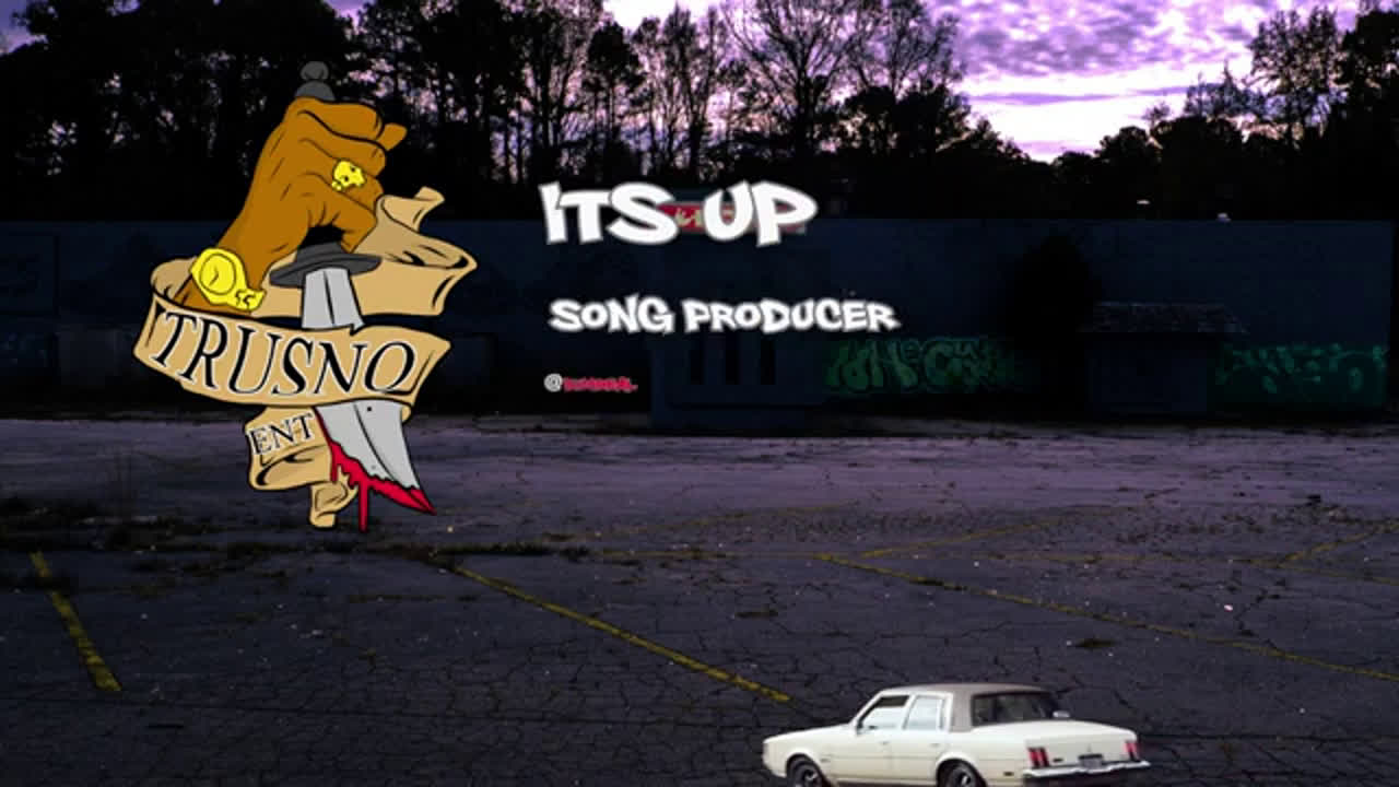 Trusno - It's up (Official Lyric Video). Explicit Lyrics