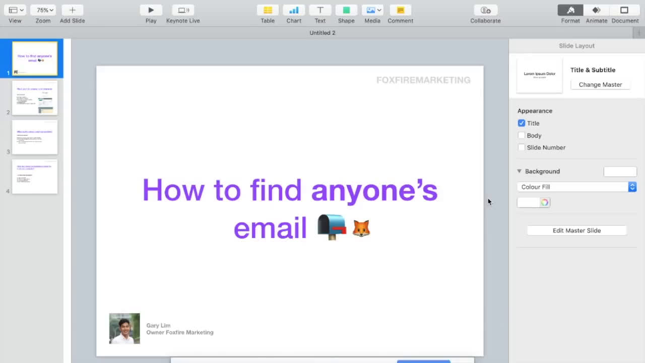 How to Find Anyone's Email Address ( Free tool included )