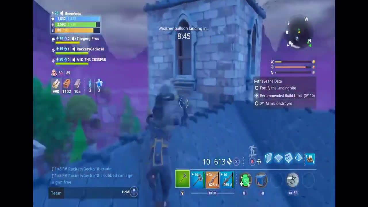 """FORTNITE 