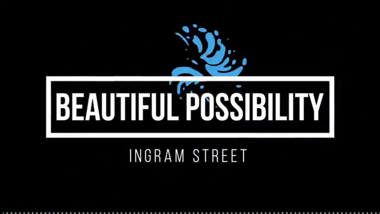 Ingram Street Beautiful Possibility (LYRIC VIDEO)