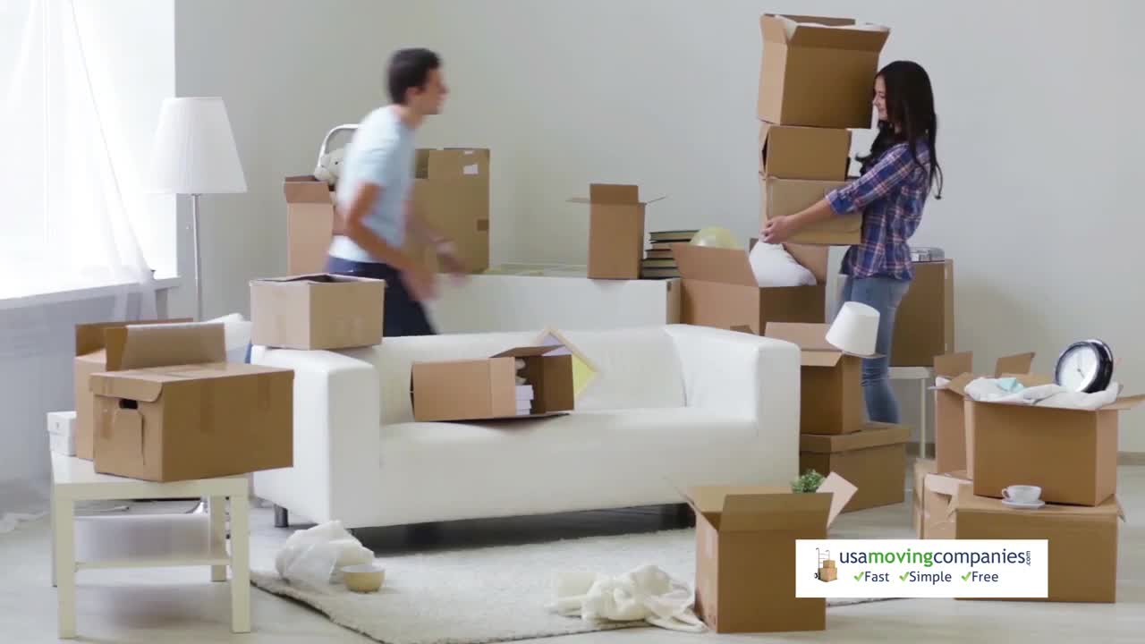 Moving House Quotes | Get 7 FREE Quotes & Save Up To 35%