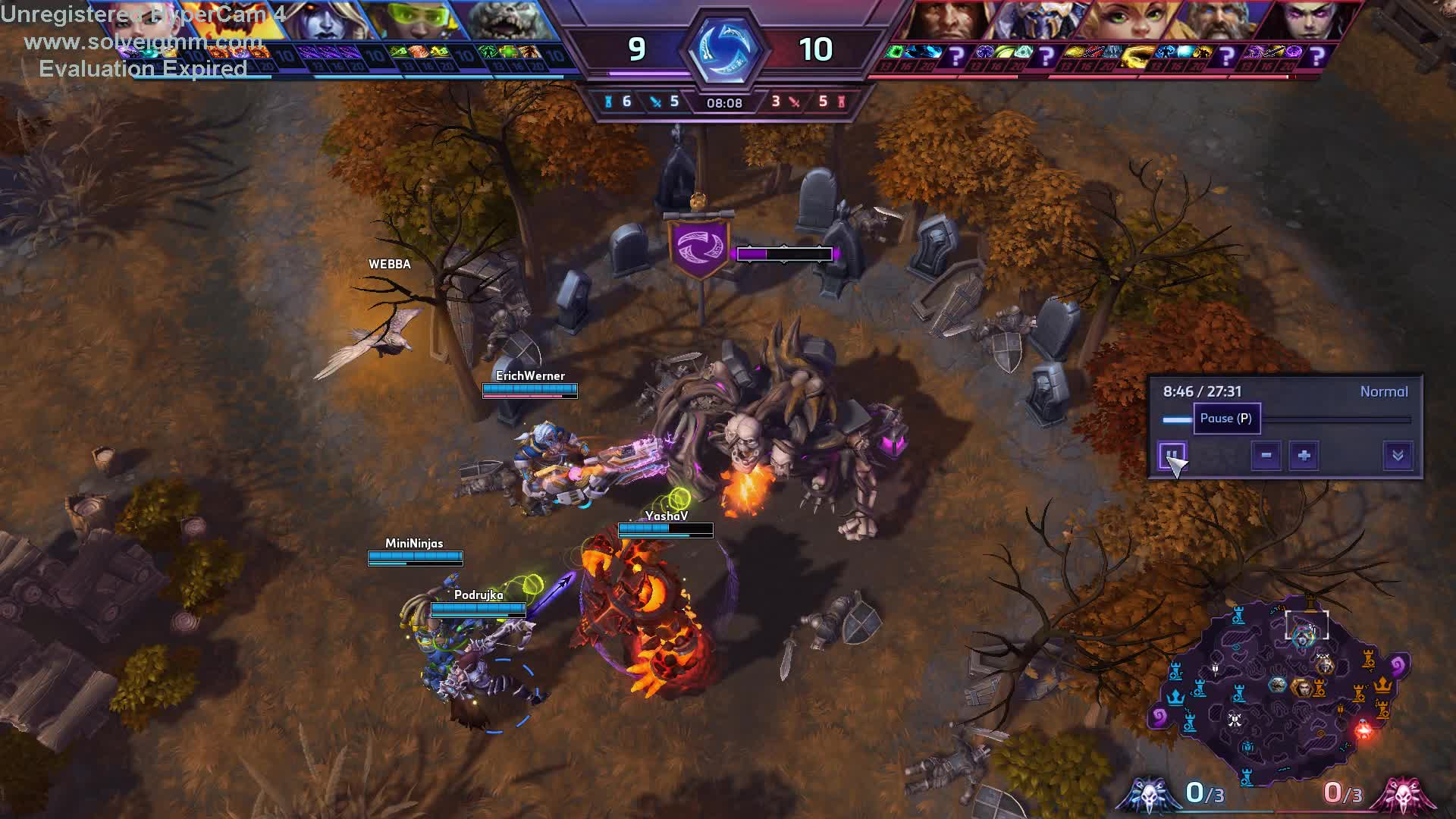 hots Boss Steal