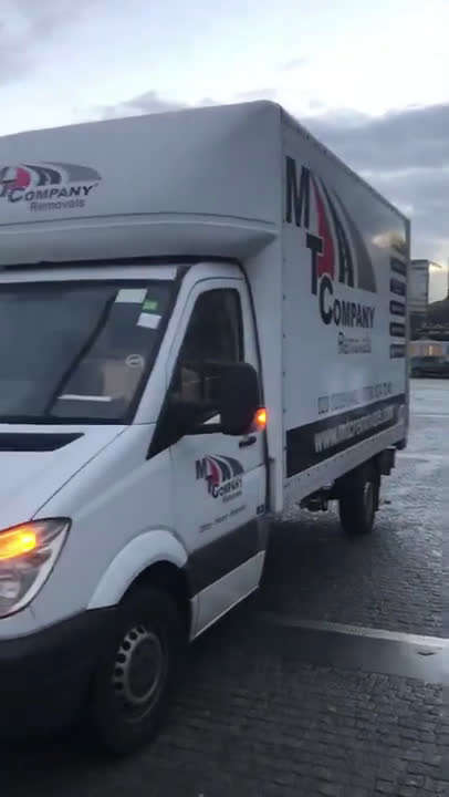Man and Van London | MTC Removals
