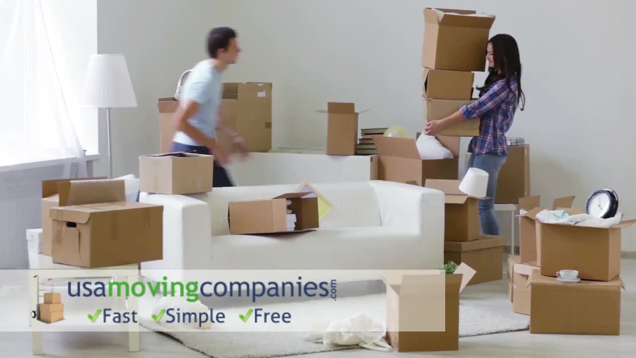Interstate Moving Companies Costs | Get 7 FREE Quotes & Save Up Top 35%