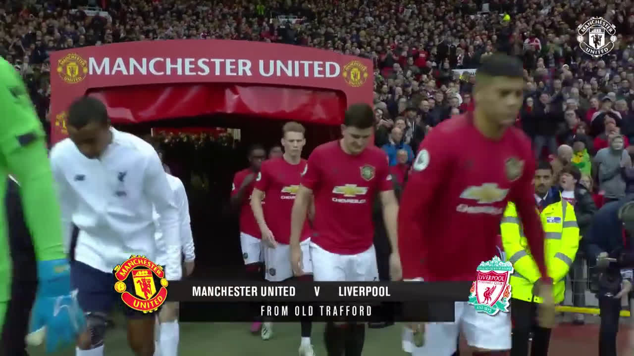 Liverpool Manchester United head to head