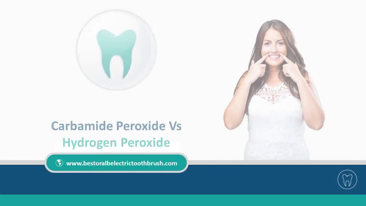 Carbamide Peroxide vs Hydrogen Peroxide Whitening: Which One Will Destroy Teeth