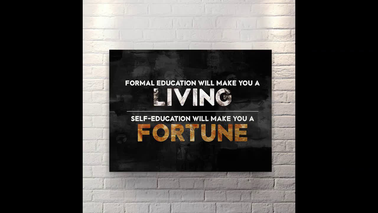 Fortune Maker - Canvas Wall Art