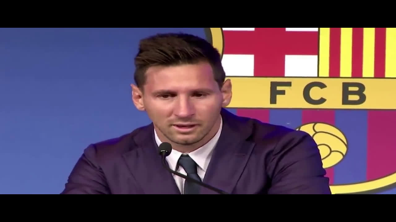 Lionel Messi is for money