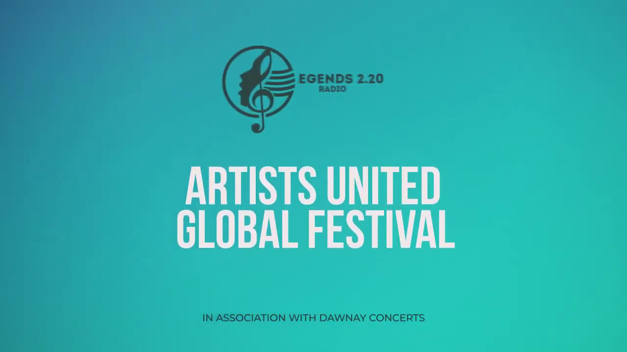Melba Moore -Artists United Global Festival Broadcast Concert Event
