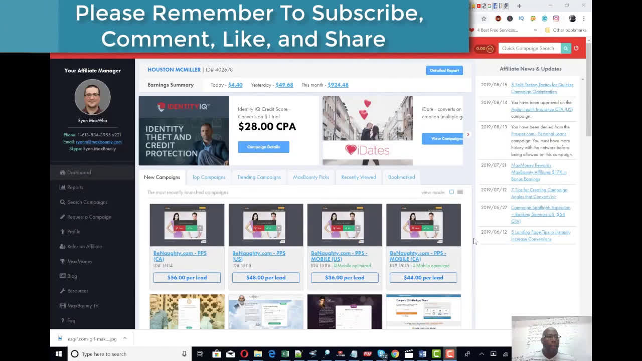 How To Make Money Online Using CPA Affiliate Marketing To Start Your Business 2021?