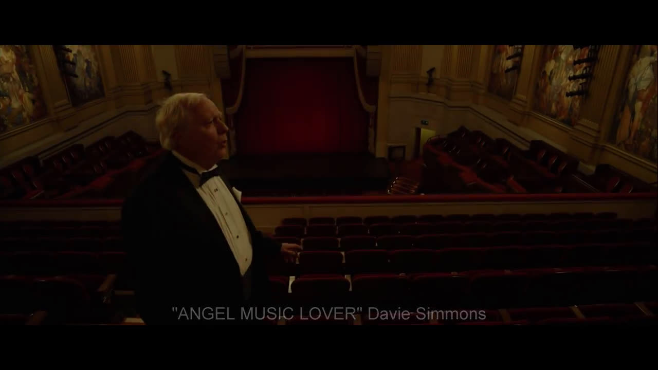 Davie Simmons - Angel Music Lover