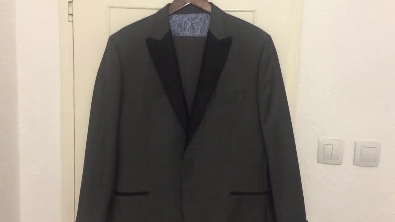 My new Tuxedo from Langelli.com