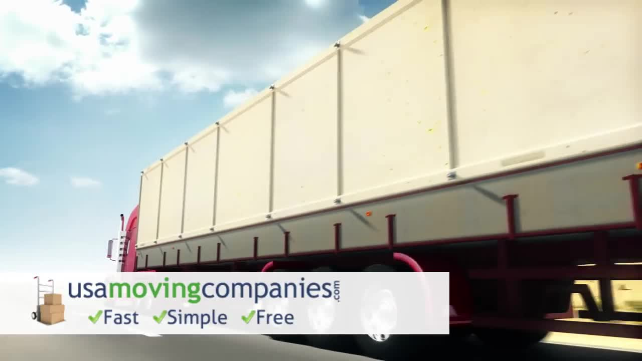 Cross Country Moving Cost Estimates | Get 7 FREE Quotes & Save Up To 35%