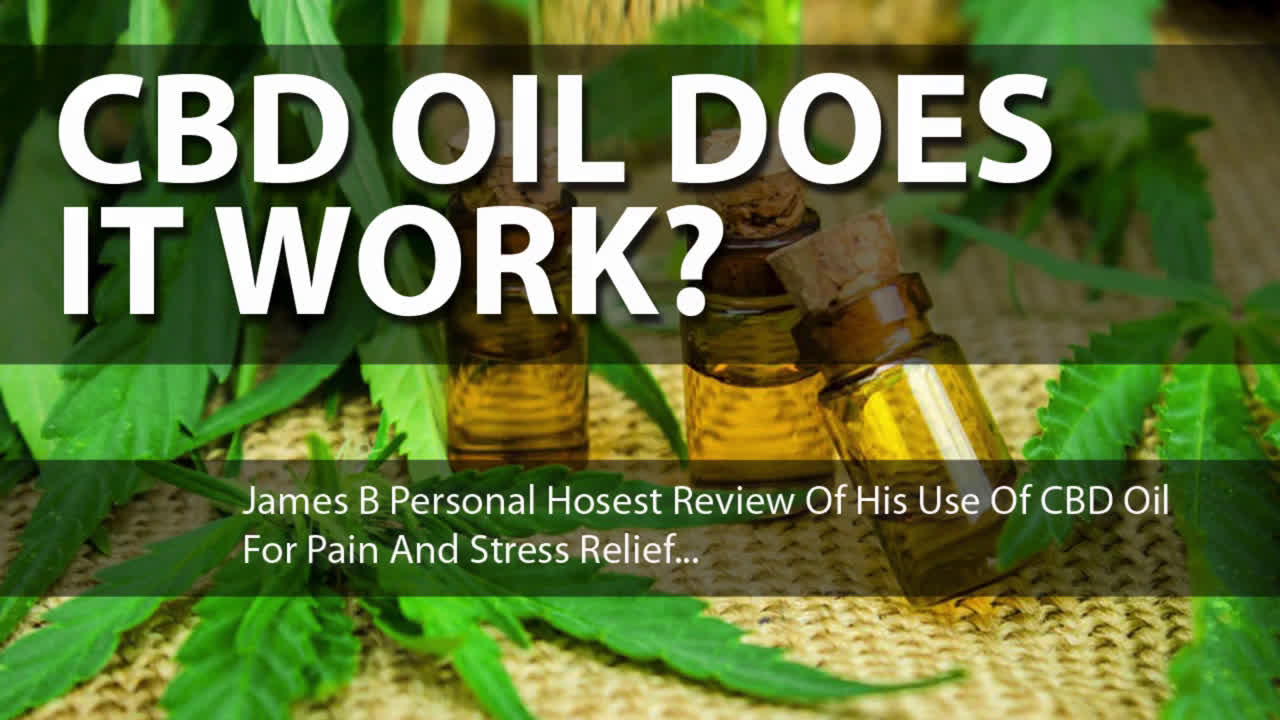 CBD Oil to Crush Your Pain