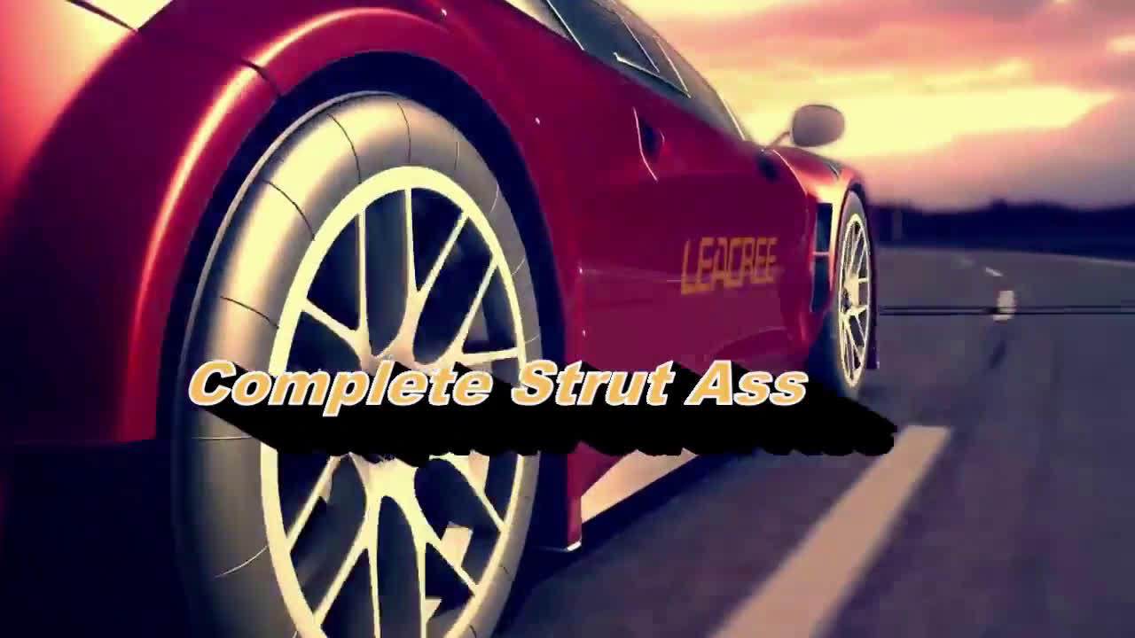 LEACREE Complete Strut: A Professional Shock Absorber Manufactuer