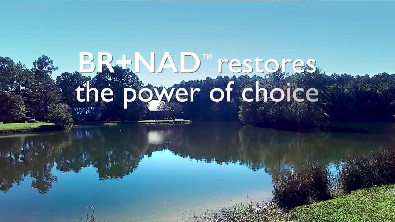 BR+NAD Restores the Power of Choice