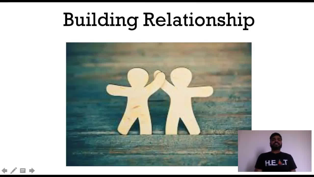 How To Build Relationships With Your Online Business Leads | High End Affiliate Training