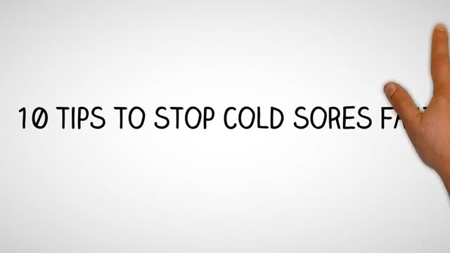 10 Tips To Stop Cold Sores