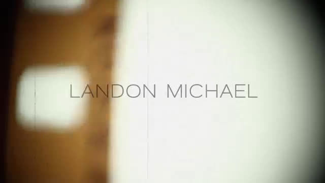 Landon Michael - Old Time Christmas