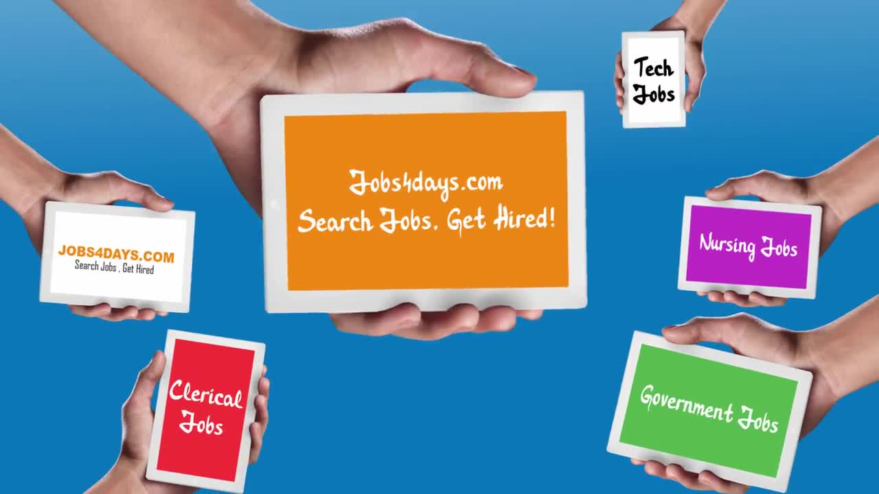 Search Jobs, Get Hired!