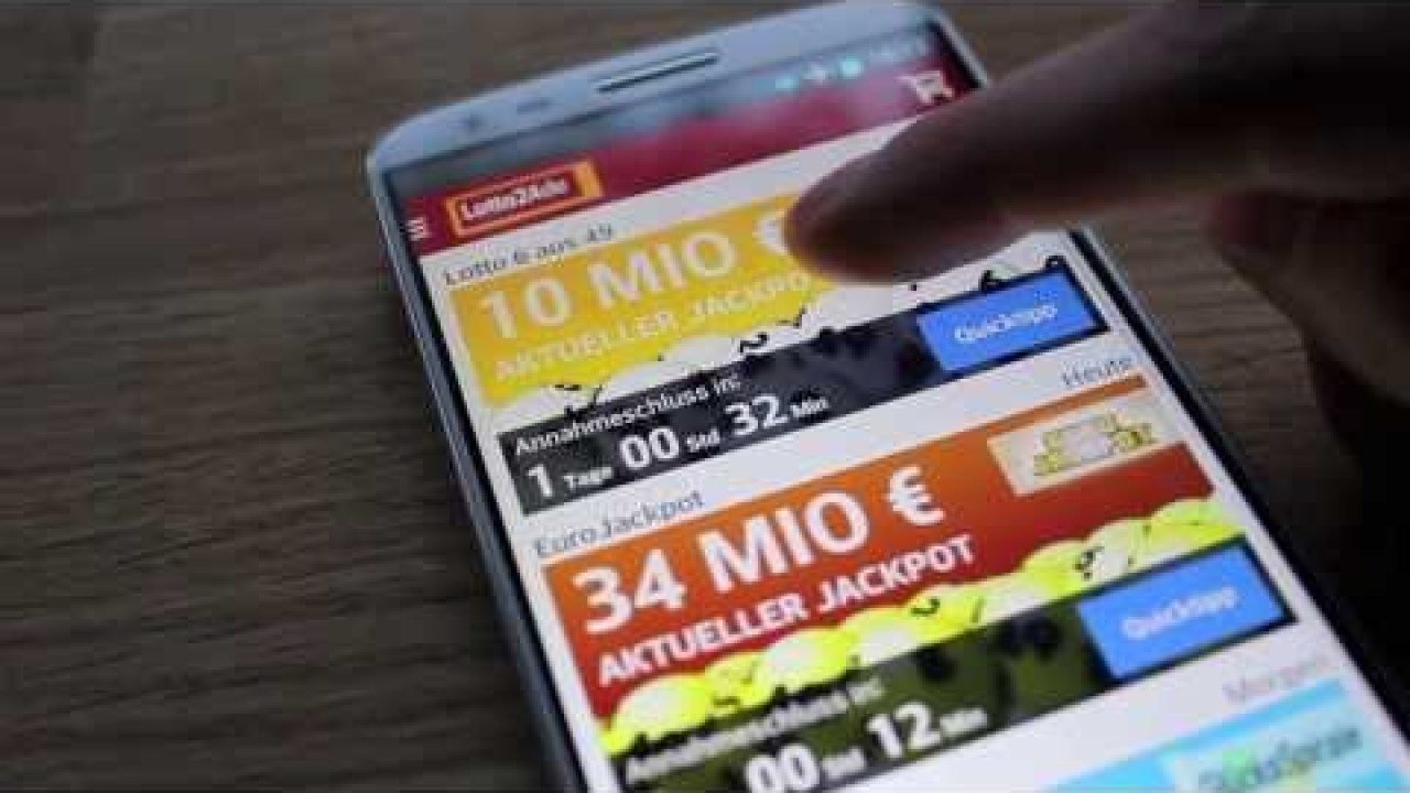 Lotto24 Android App - Lotto 6 aus 49 auch mobil spielen