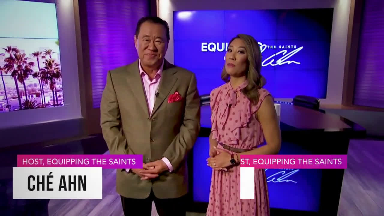 Pastor Ché Ahn - Equipping the Saints (Promo)