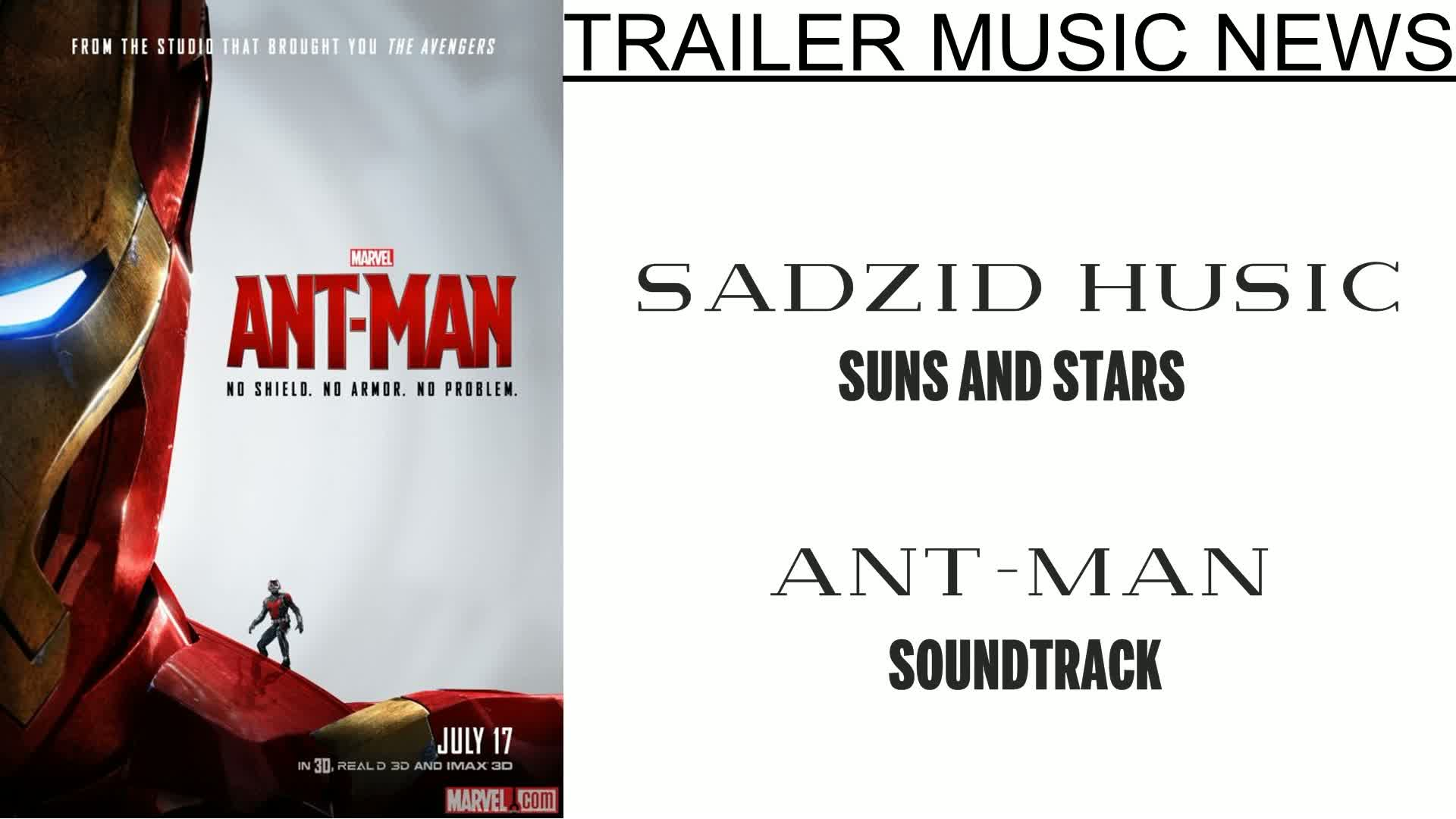 Sadzid Husic - Suns and Stars (ANT-MAN)